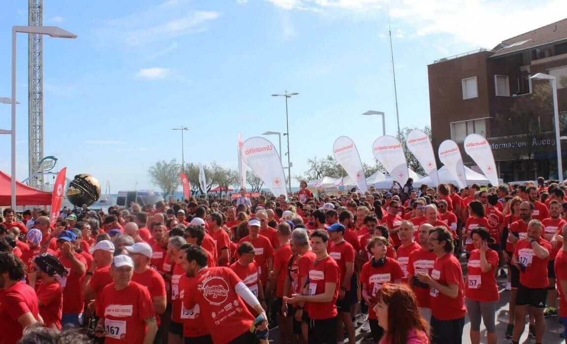 Terza edizione Run for Red Cross