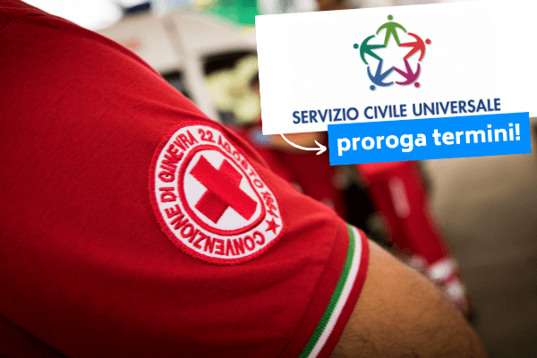 Bando Servizio Civile: proroga dei termini