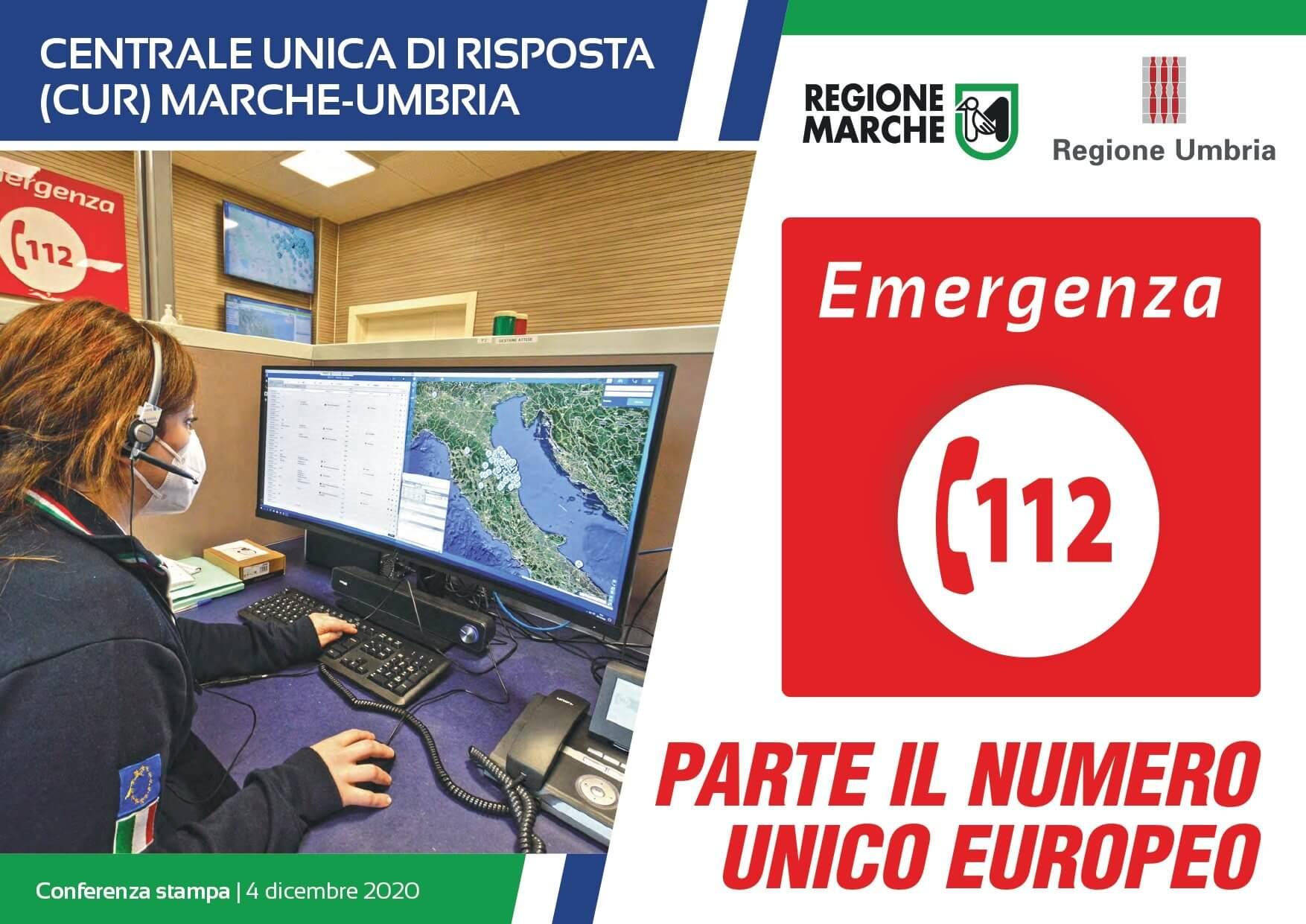 112 – Numero Unico Europeo di Emergenza